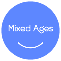 Mixed-age Music Class